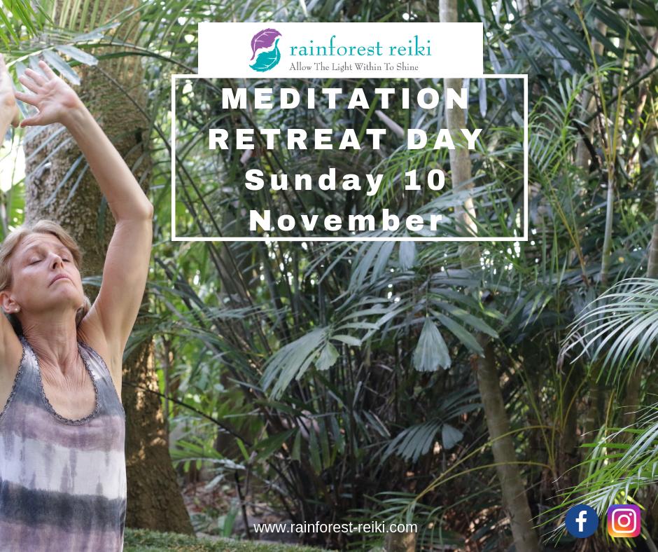 Meditation Retreat Day